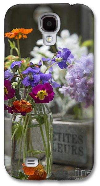 Gathering Wildflowers Galaxy S4 Case