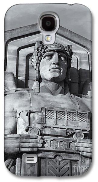 Guardian Of Traffic II Galaxy S4 Case