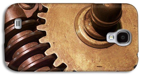 Gear Wheels Galaxy S4 Case