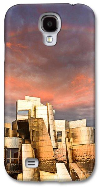 Gehry Rainbow Galaxy S4 Case