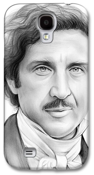 Gene Wilder Galaxy S4 Case by Greg Joens