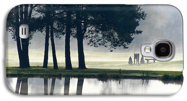 Genegantslet Golf Club Galaxy S4 Case by Christina Rollo