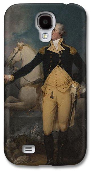 General George Washington At Trenton, 1792 Galaxy S4 Case