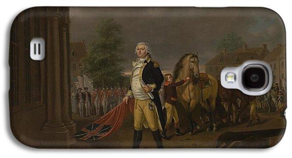 General Humphreys Delivering Galaxy S4 Case by Nicolas Louis Albert Delerive