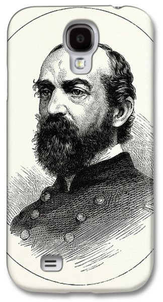 General Meade, He Was A Career United States Army Officer Galaxy S4 Case by American School