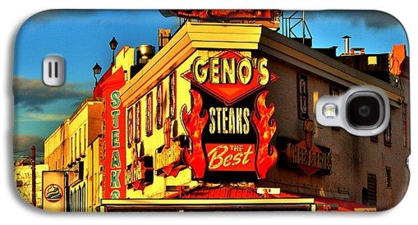 Geno's Galaxy S4 Case by Benjamin Yeager