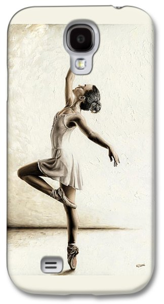Genteel Dancer Galaxy S4 Case