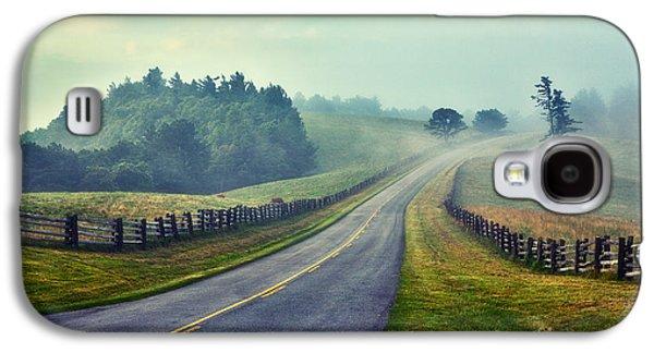 Gentle Morning - Blue Ridge Parkway II Galaxy S4 Case by Dan Carmichael