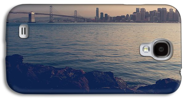 Gently The Evening Comes Galaxy S4 Case by Laurie Search