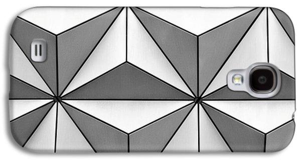 Geodesic Pyramids Galaxy S4 Case by Sabrina L Ryan