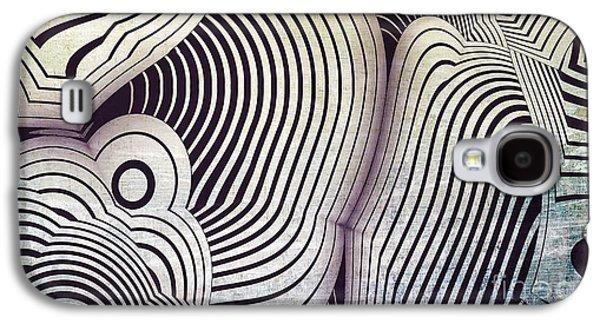 Geometric Gymnastic - S06-01ct01b Galaxy S4 Case