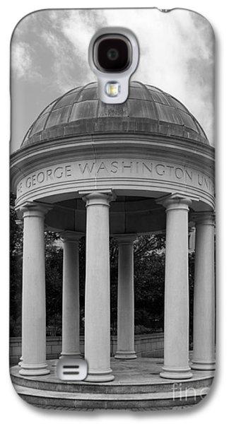 George Washington University Kogan Plaza Galaxy S4 Case by University Icons