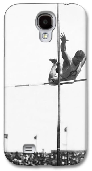 Georgetown Decathlon Star Galaxy S4 Case by Underwood Archives