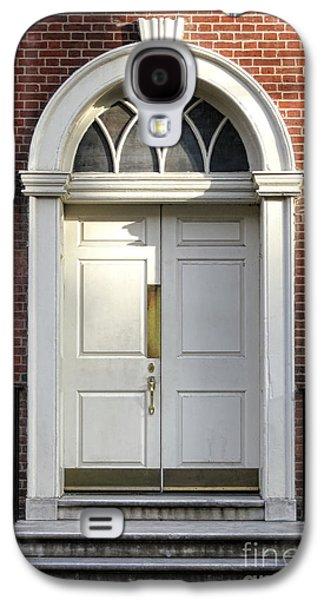 Georgian Door Galaxy S4 Case by Olivier Le Queinec