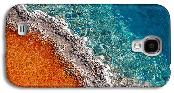 Geothermic Layers Galaxy S4 Case by Todd Klassy