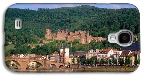 Germany, Heidelberg, Neckar River Galaxy S4 Case