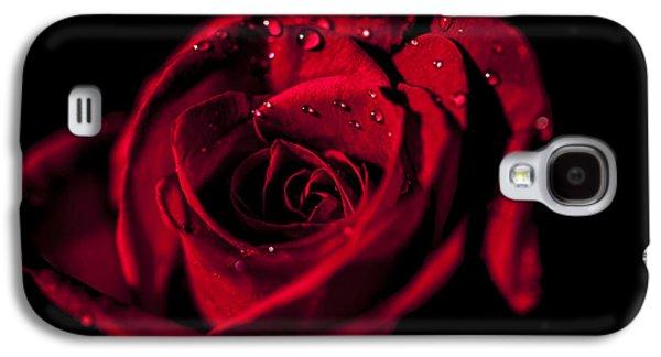 Get Red Galaxy S4 Case by Jon Glaser
