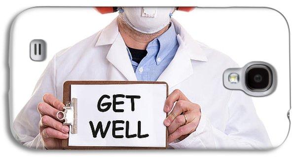Get Well Galaxy S4 Case