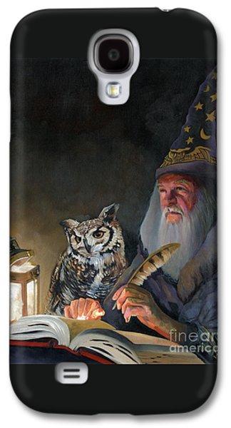 Ghostwriter Galaxy S4 Case