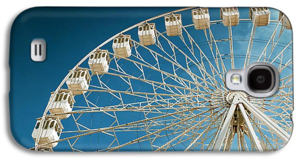 Giant Ferris Wheel Galaxy S4 Case by Carlos Caetano