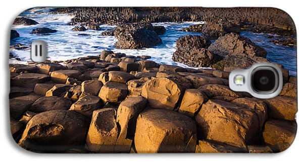 Giant's Causeway Surf Galaxy S4 Case by Inge Johnsson