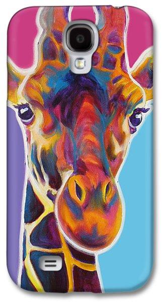 Giraffe - Marius Galaxy S4 Case by Alicia VanNoy Call