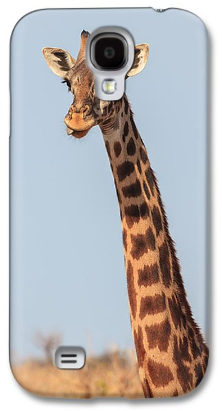 Giraffe Tongue Galaxy S4 Case