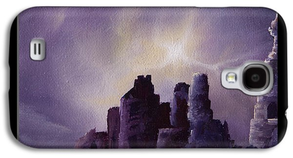 Girnigoe Castle Galaxy S4 Case