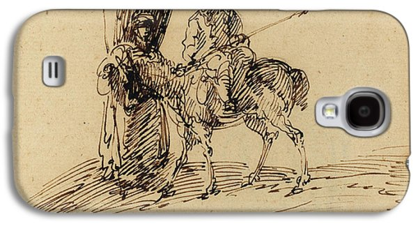 Giuseppe Bernardino Bison Italian, 1762 - 1844 Galaxy S4 Case by Quint Lox