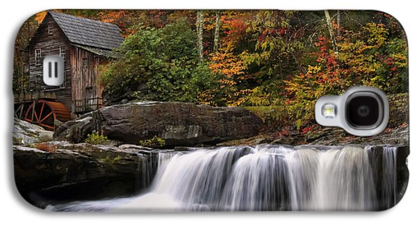 Glade Creek Grist Mill - Photo Galaxy S4 Case