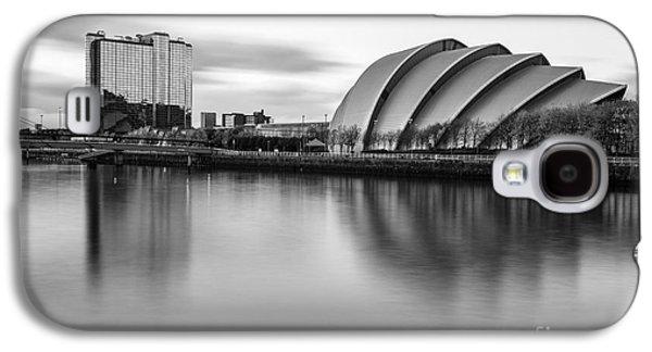 Glasgow Armadillo Galaxy S4 Case by John Farnan