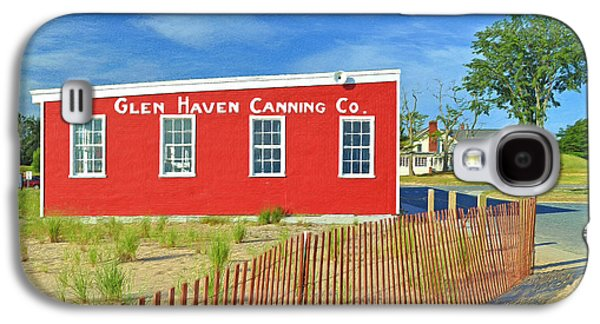Glen Haven Canning Co. Galaxy S4 Case