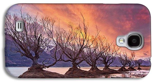 Glenorchy On Fire Galaxy S4 Case