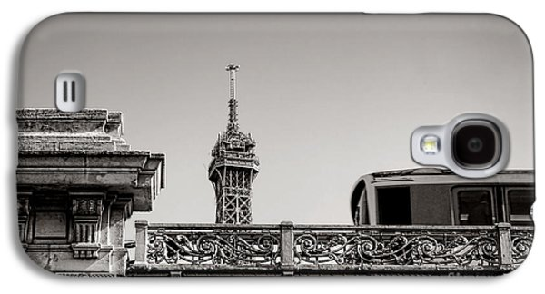 Glimpse Galaxy S4 Case by Olivier Le Queinec