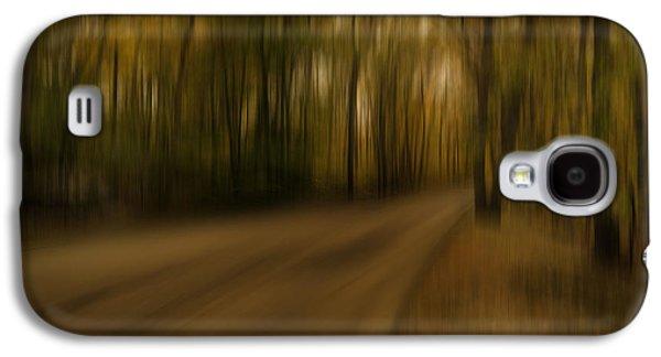 Gloomy Autumn Galaxy S4 Case by Lourry Legarde