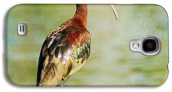 Glossy Ibis Galaxy S4 Case