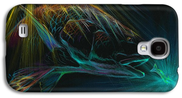 Glowing Reds  Galaxy S4 Case