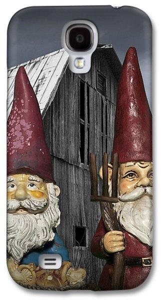 Gnome Gothic Galaxy S4 Case