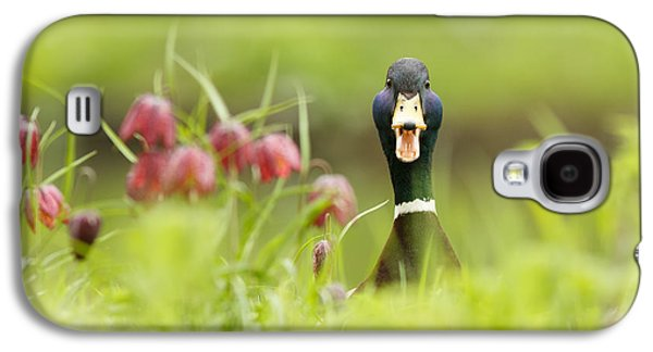 Go Home Duck You're Drunk Galaxy S4 Case by Roeselien Raimond