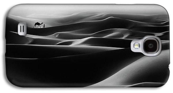 Camel Galaxy S4 Case - Go Home by Nidhal Alsalmi