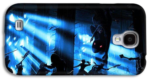Goblin Throne Room Galaxy S4 Case