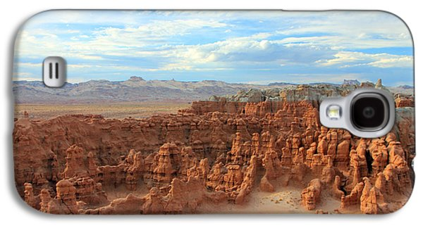 Goblin Valley Galaxy S4 Case by Johnny Adolphson