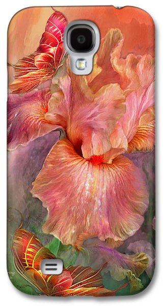 Goddess Of Spring Galaxy S4 Case