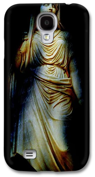 Goddess Of The Night Galaxy S4 Case by Diana Angstadt