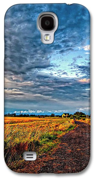 Goin' Home Galaxy S4 Case by Steve Harrington