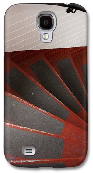 Going Down Galaxy S4 Case by Erin Kohlenberg