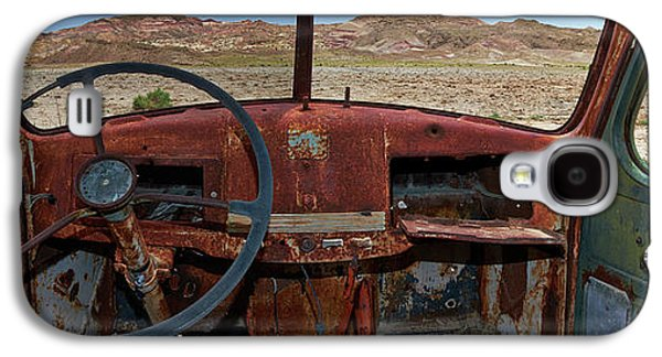 Truck Galaxy S4 Case - Going Nowhere... by Dennis D Croxall