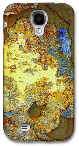 Gold Is Beautiful Galaxy S4 Case by Marcia Lee Jones