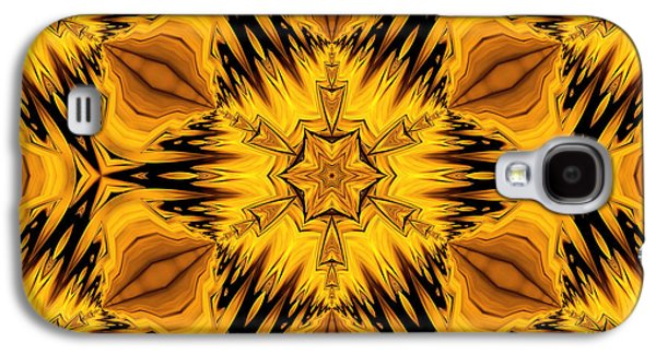 Golden Circle Galaxy S4 Case