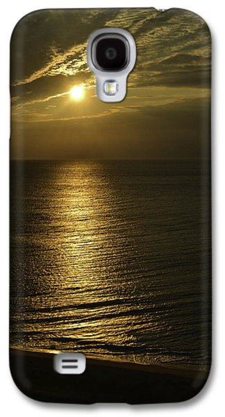 Golden Galaxy S4 Case